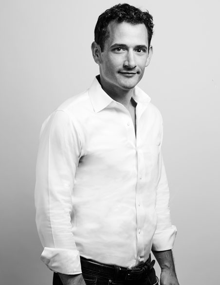 Michael Friedson, Executive Director of Editorial